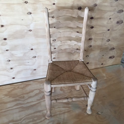 Dining Chair - After Sandblasting