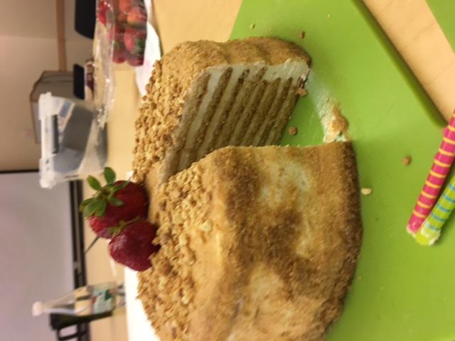 Carl's Russian Honey Cake