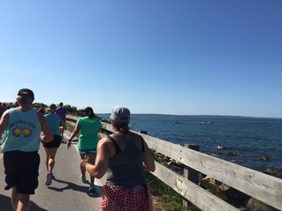 Falmouth Road Race, Miles for Miracles Team
