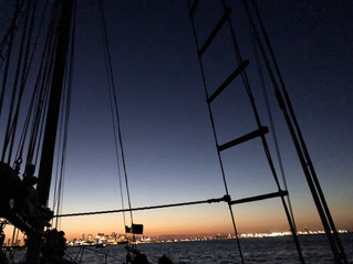 FPA Celebration, Sunset Sail on Boston Harbor