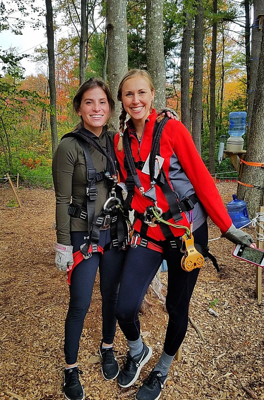 Hannah and Amy adventures