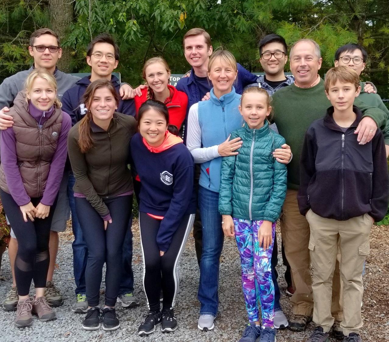 Fall Lab Retreat 2018