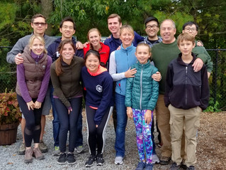 Fall Lab Retreat 2018