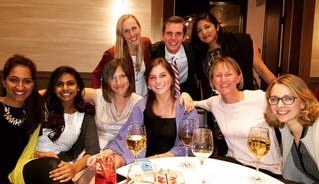 Otolaryngology Holiday Party at Hotel Commonwealth