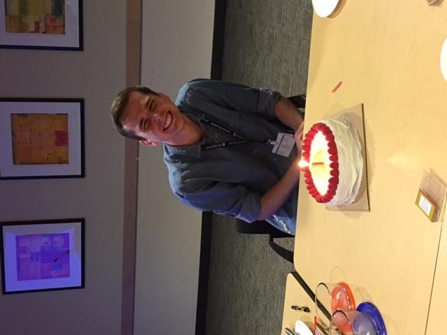 Carl Turns 24!