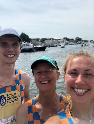 Holt/Geleoc Lab and BCH Well Represented at 2019 Falmouth Road Race