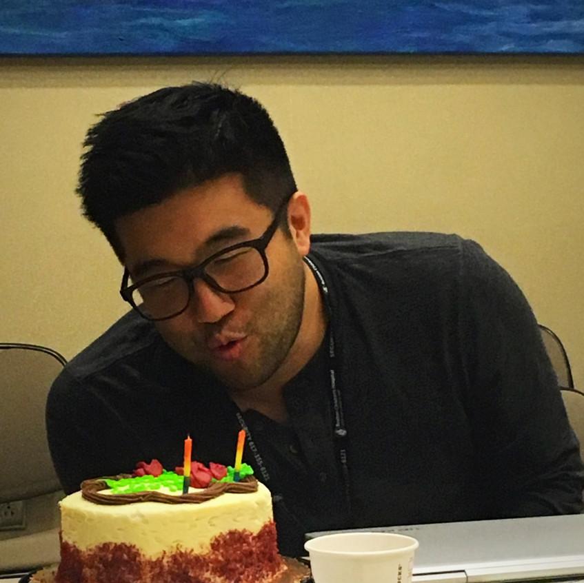 John Lee's Birthday!