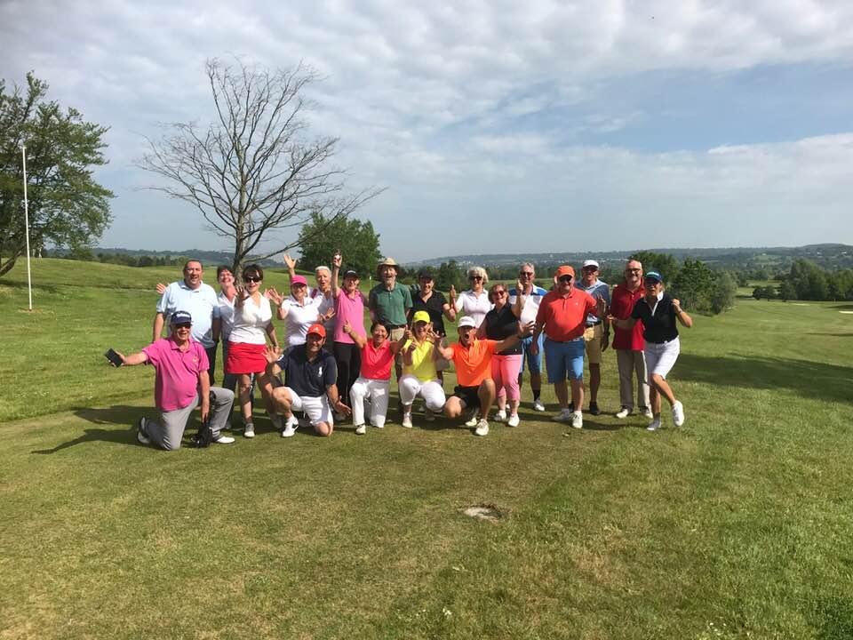 Stage de golf Deauville