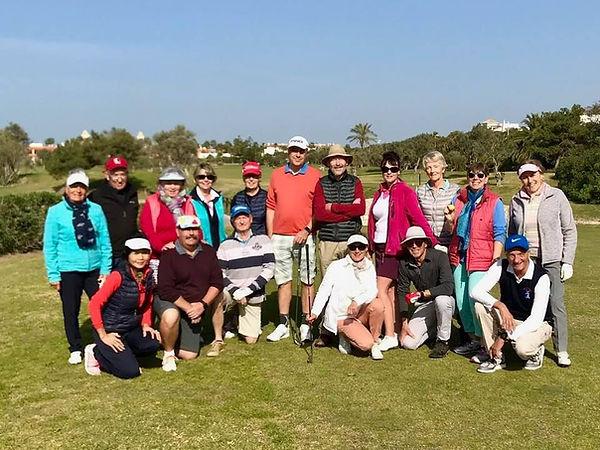 Stage de golf Cyril Ferran Espagne