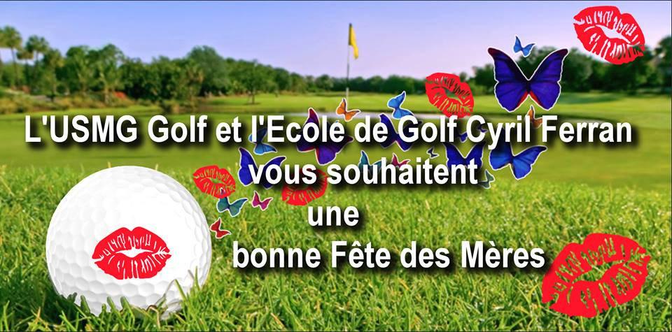 Cours et Stages de golf Cyril Ferran