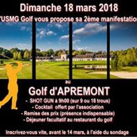 Cours de golf Cyril Ferran