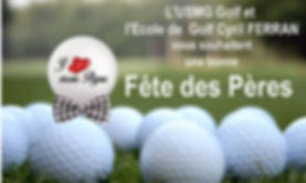 cours et stage de golf Cyril Ferran
