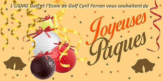 Cours de gol Cyril Ferran