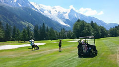 Cours et Satge de golf Cyril Ferran