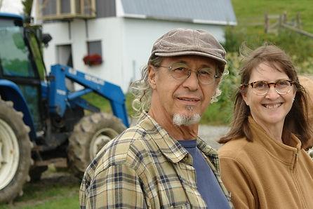 Jacques Lavallée et Louise Gauvin, propriétaires
