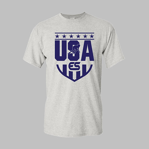 ES USA Shield T-Shirt