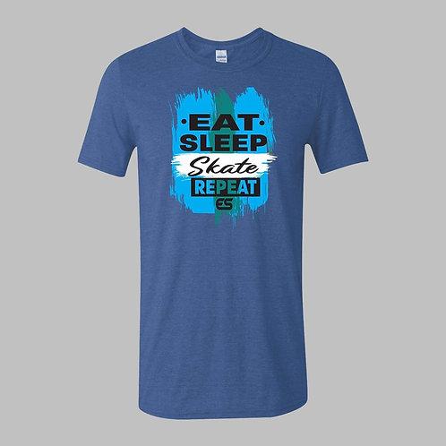 Eat Sleep Skate 2.0 T-Shirt