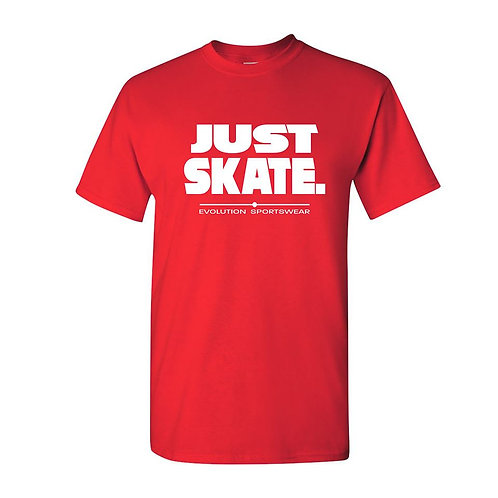 Just Skate Multi Color Tees