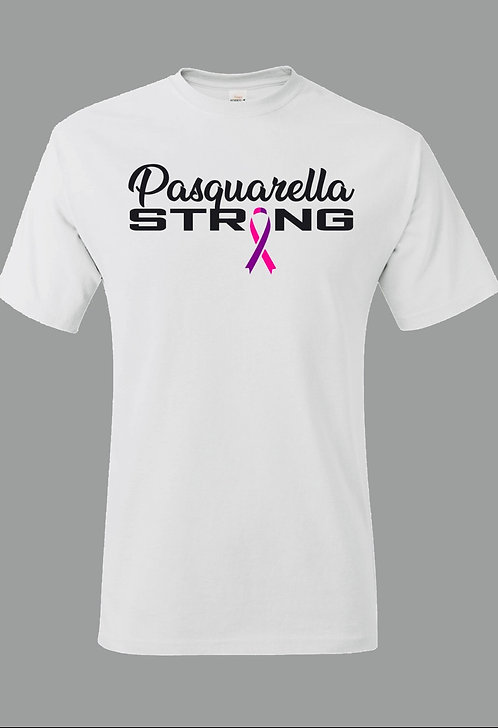 Pasquarella Strong Fundraiser T-Shirt