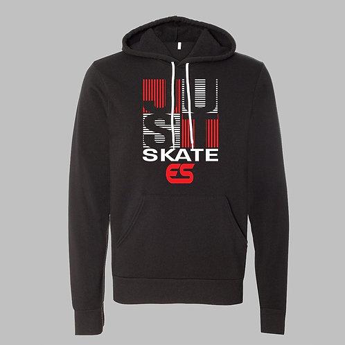 Just Skate (Lines) Hoodie