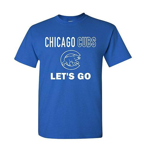 CHICAGO CUBS LETS GO