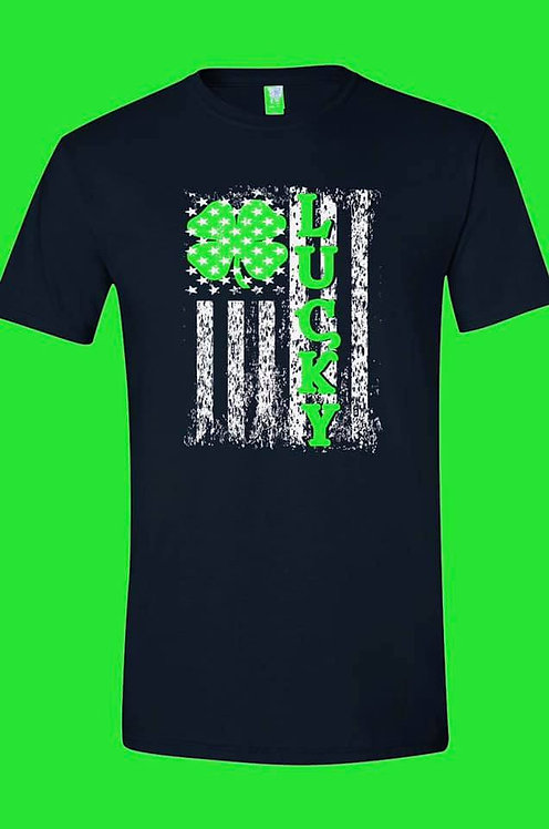 Lucky St. Patrick's Day Shirt