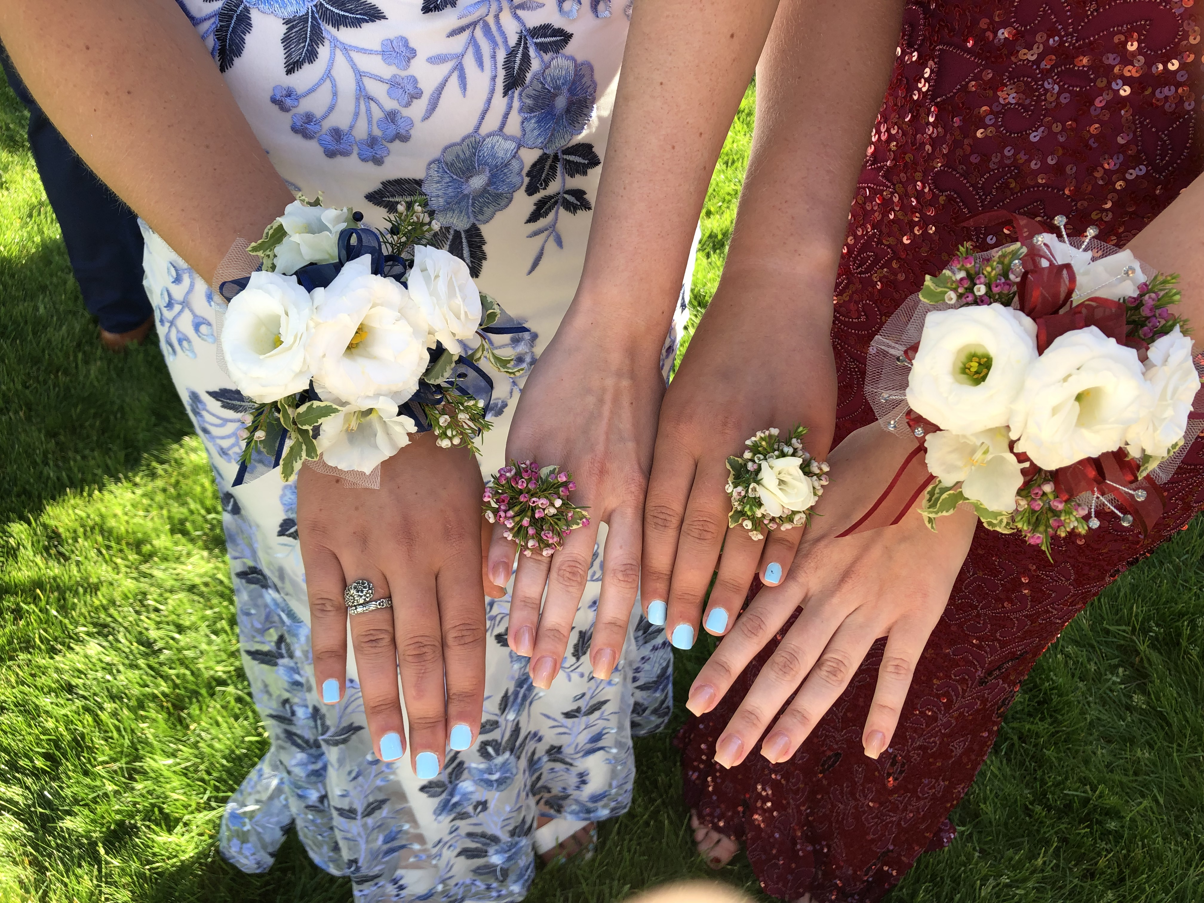 Prom Corssages & Rings