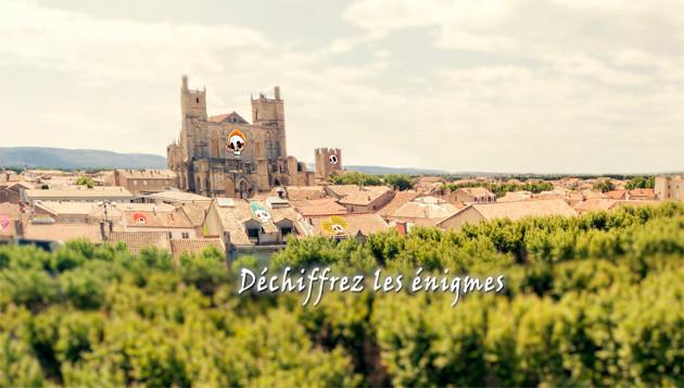 Chasse au trésor à Narbonne