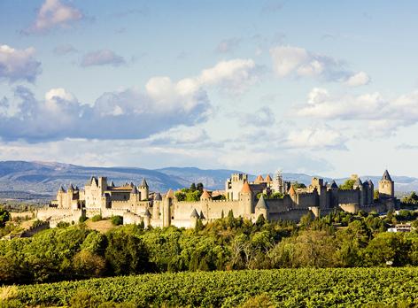 Jeu de piste à Carcassonne