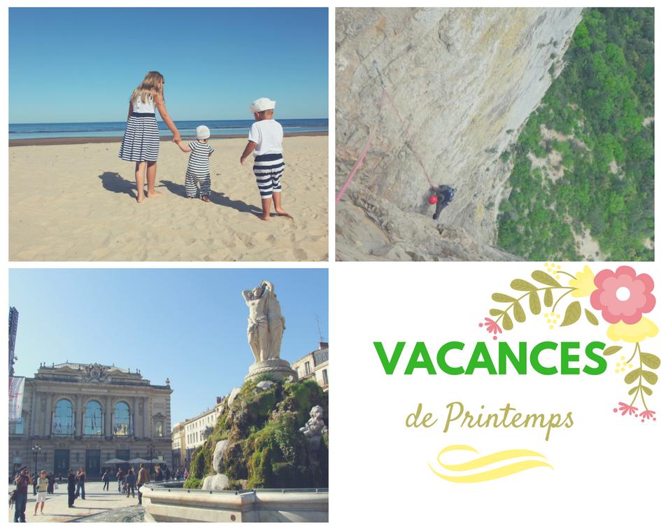 Vacances avec Chasseurs de Trésors & Languedoc Canyoning