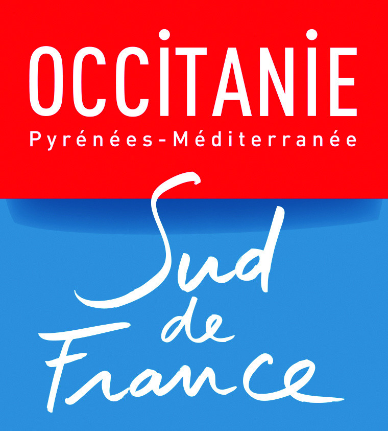 logo sud de france - occitanie