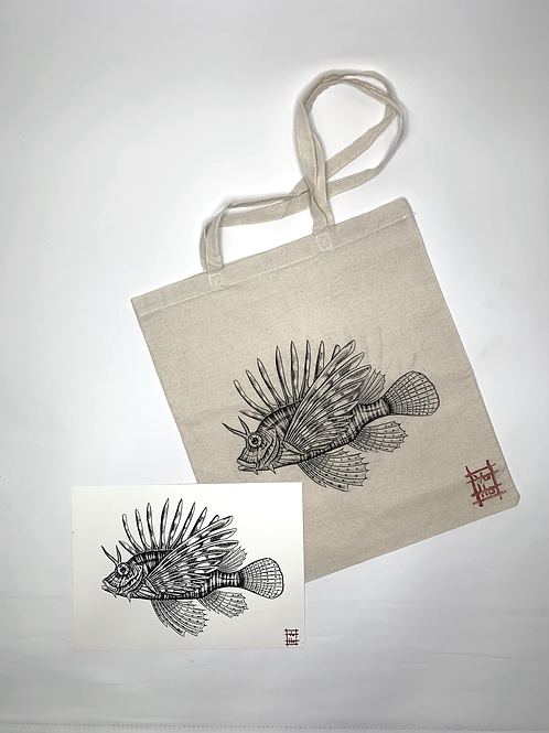 Big fish bag