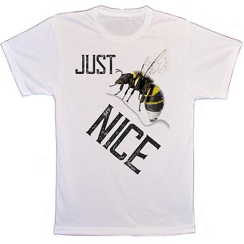 Just Bee Nice Unisex T-Shirt