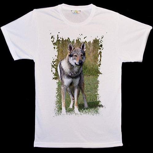 Czechoslovakian Wolf Dog1 T-Shirts