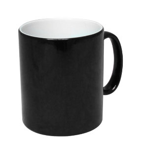Personalised Black Magic Wow Mugs