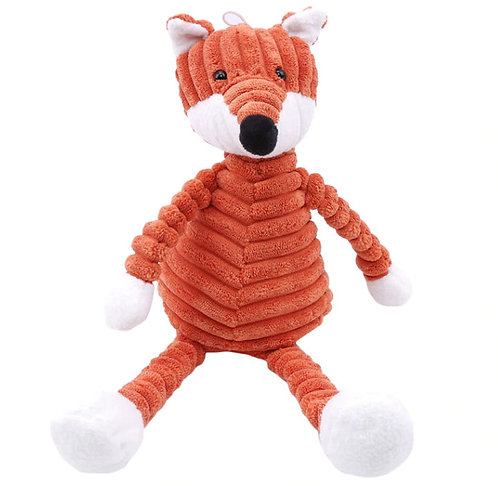 Gorgeous and Cuddly Fox Plush, This fox needs a good home!