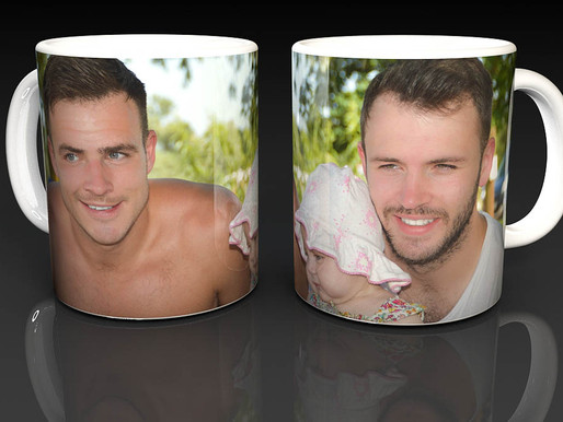 Personalised Photo Mugs
