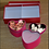 Thumbnail: Personalised Mother's Day Love Heart Tins and Scented Candles