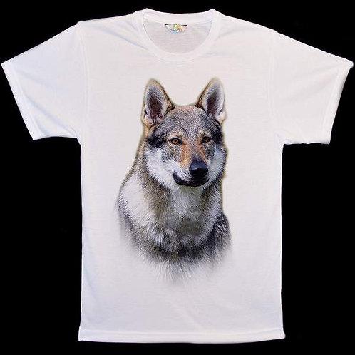 Czechoslovakian Wolf Dog T-Shirts