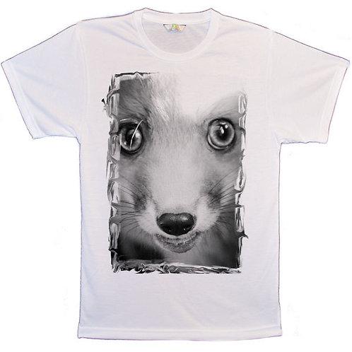Daisy Fox Cub Fox T-Shirts