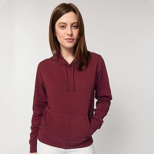 Ladies Personalised Drummer the essential unisex hoodie sweatshirt