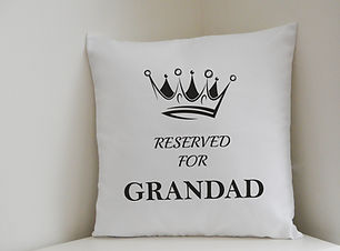 Personalised Cushion Cover and Case | Personalised Home Ideas | Personalised Gifts UK |