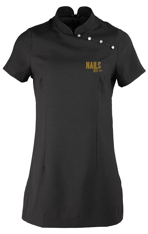 Personalised Mika beauty and spa tunic