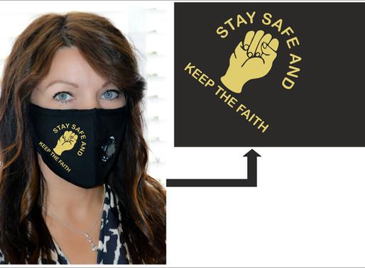 Northern Soul Face Masks