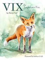 Vix The Lockdown Fox Book