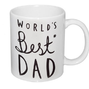 Personalised Fathers Day Photo Mugs