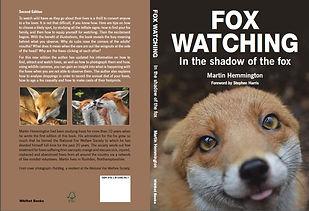 Fox Watching Book In The Shadow OfThe Fox | Martin Hemmington Fox Watching |