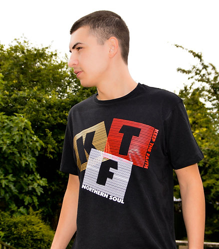 Unisex Northern Soul KTF Keep the Faith Northern Soul Unique Design T-Shirt