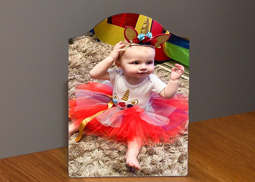 Personalised Arched Photo Frames