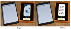 Personalised Lighter | Personalised Photo and Words Lighter | USB No Flame Lighter |